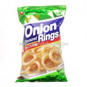 Nong Shim Onion Rings 90g
