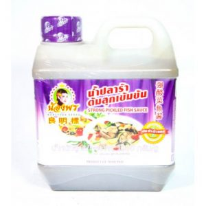 Nongporn Brand Strong Pickled Fish Sauce