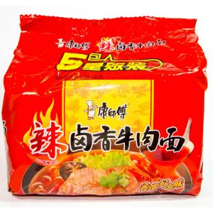 China Spicy Beef 5 Pack