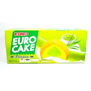Euro Pandan Cake 12P 204G